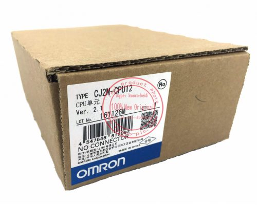 cj2m cpu12 omron