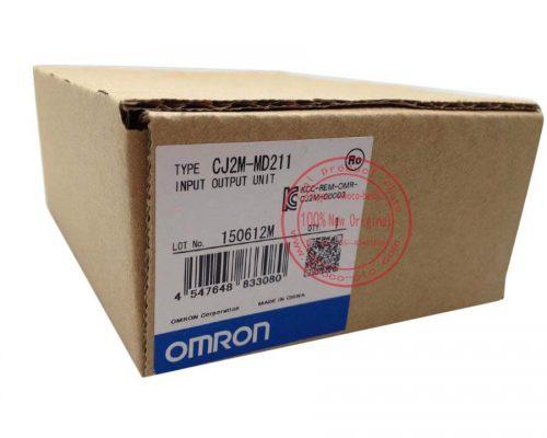 CJ2M-MD211 omron plc