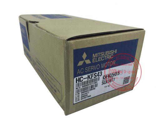 mitsubishi servo HC-KFS43