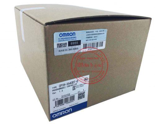omron cp1h-xa40dt-d manual
