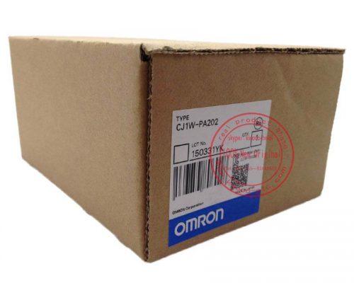 omron plc CJ1W-PA202