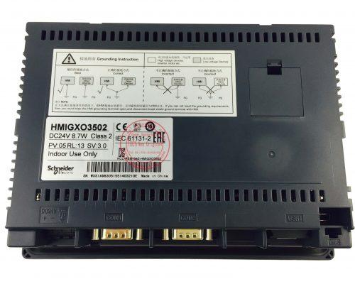 schneider HMIGXO3502