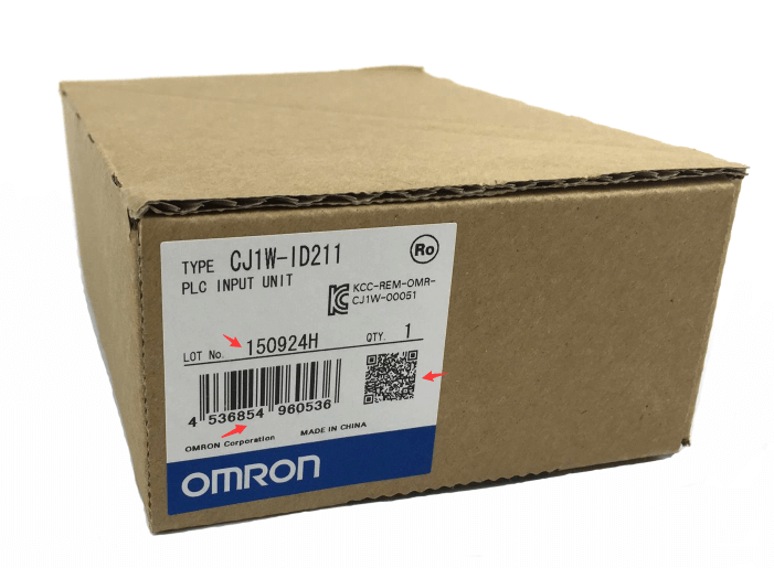 New original omron plc