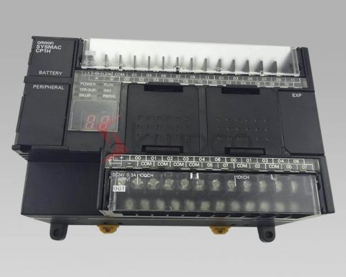 omron cp1h-x40dr-a