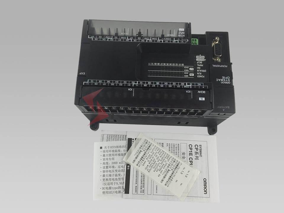 Omron CP1E-N40S1DT-D CPU unit   KWOCO