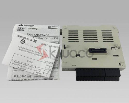 fx3u-4ad-pt-adp programmable controller