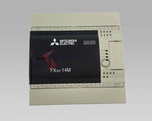 mitsubishi plc fx3g-14mr
