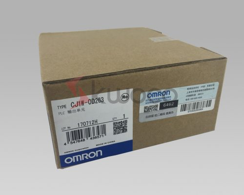 omron cj1w-od263