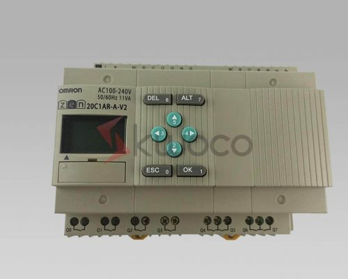 omron programmable relay