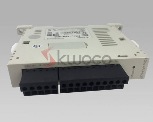 fx3u-4ad-adp programmable controller