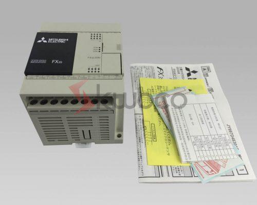 mitsubishi plc fx3s-20mr