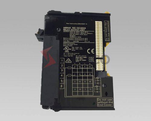omron relay output unit